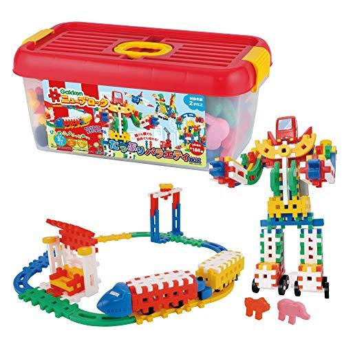 Gakken 83190 New Block Plenty Variety Box