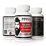 MAXX Beard: l'integratore per massimizzare la crescita e il volume della barba