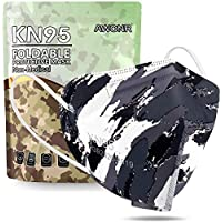 25-Pack Awonr KN95 Disposable Safety Face Mask