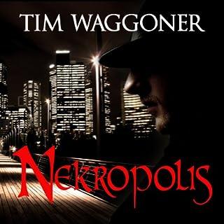 Nekropolis audiobook cover art