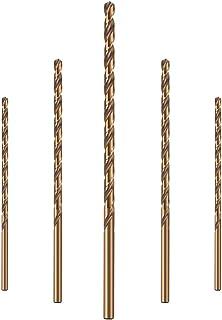 Boorsets gereedschap 1 stuk 3 mm x 300 mm OAL HSSCO 5% Kobalt M35 lange spiraalboor voor roestvrij staal en gietijzer 12 m...