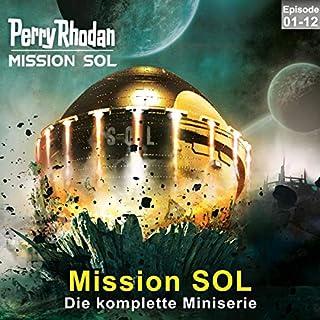 PERRY RHODAN - Mission SOL. Die komplette Miniserie Titelbild
