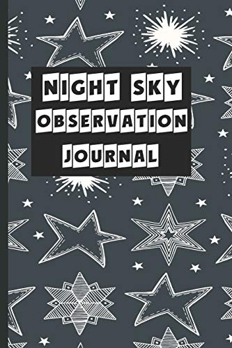 Compare Textbook Prices for Night Sky  Observation Journal: A Beginners Astronomers Notebook With Dot Grid Pages  ISBN 9781713433484 by Publishing, Pink Elephant