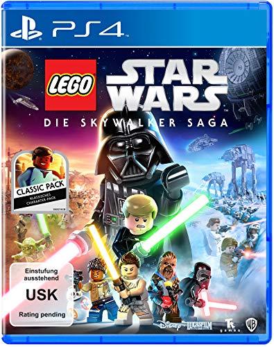 LEGO Star Wars: Die Skywalker Saga (Playstation 4)