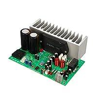 STK401 2.0チャネルパワーアンプDIYスピーカーオーディオパワーアンプ