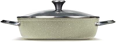 Amazon.com: Le Creuset de hierro fundido esmaltado 14 – 1/4 ...