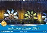 Industrie-Kultur 2019 (Wandkalender 2019 DIN A3 quer): Verfallene und wiederbelebte Industrie-Architektur in Deutschland, im Ganzen wie im Detail (Monatskalender, 14 Seiten ) (CALVENDO Kunst) - Frank Brehm