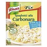 Knorr Fix Spaghetti alla Carbonara (Spagehetti alla Carbonara) 3 Bags