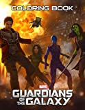 Marvel Guardians of the Galaxy Coloring Book: Amazing gift for All Ages and Fans Marvel Guardians of the Galaxy with High Quality Image.– 50+ GIANT Great Pages