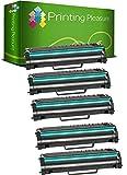 Compatible Cartucho de tóner para Ricoh SP-150 SP-150SU SP-150SUw SP-150w - Negro, Alta Capacidad (1.500 Páginas)