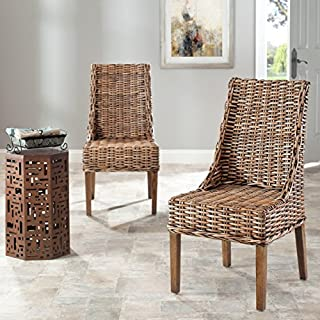 indoor wicker dining room sets