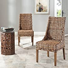 Best safavieh wicker dining chairs Reviews
