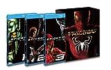 スパイダーマン トリロジーBOX [Blu-ray] - トビー・マグワイア, キルスティン・ダンスト, サム・ライミ