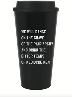 male tears travel mug