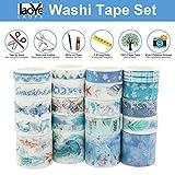 Zoom IMG-2 laoye washi tape set 20