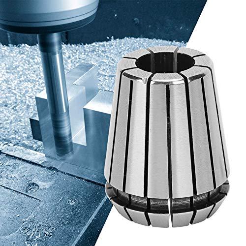 Pinza de resorte, pinza de máquina de grabado ER32 Pinza de resorte para suministros industriales para accesorios de repuesto