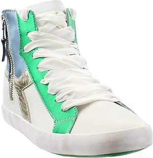 Diadora Womens Kim W Lurex Casual Sneakers,