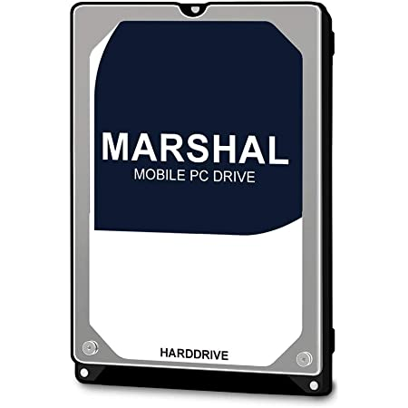 MAL2500SA-T54 MARSHAL 2.5inch 5400rpm 500GB 8MB SATA MAL2500SA-T54