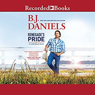 Renegade's Pride audiobook cover art