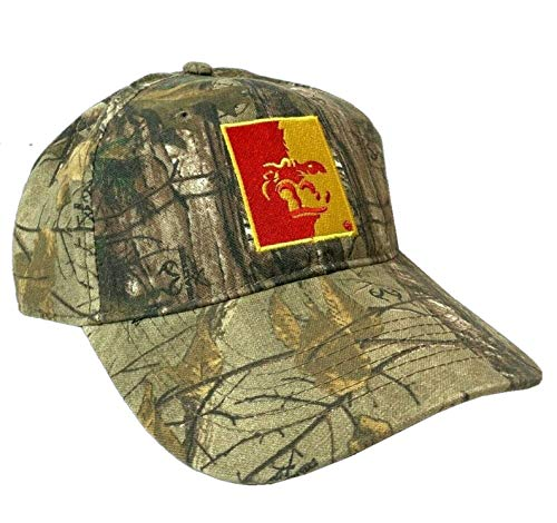NCAA Signatures Pittsburg State University Gorillas Realtree Camo Adjustable Hat