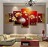 zxsl Peinture au Pistolet, Peinture à l'huile, Cinq vases précieux, Amazon Dunhuang, Explosions, Noyau 20X30Cmx2 20X40Cmx2 20X50Cmx1