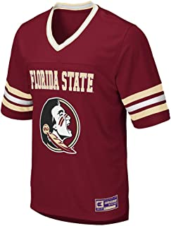 Colosseum Mens Florida State Seminoles Football Jersey