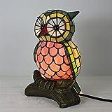 Zoom IMG-1 gweat tiffany lampada da tavolo