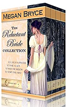 The Reluctant Bride Collection - The Complete Box Set by [Megan Bryce]