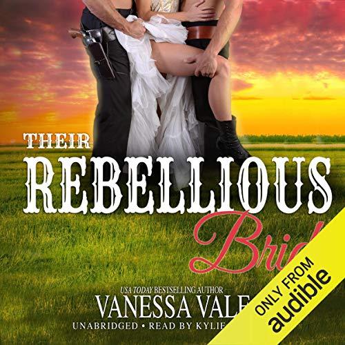 Their Rebellious Bride cover art