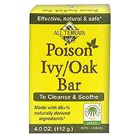 海外直送品Poison Ivy Bar, 4 Oz by All Terrain