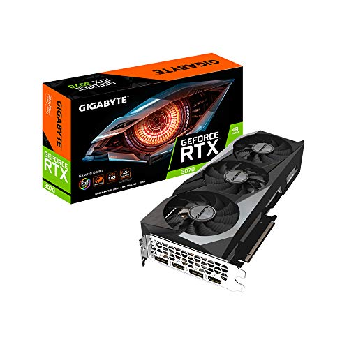 Gigabyte GeForce RTX 3070 GAMING OC - Scheda grafica da 8 GB