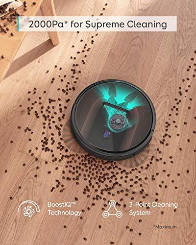 eufy BoostIQ RoboVac 30C MAX Robotic Vacuum Cleaner