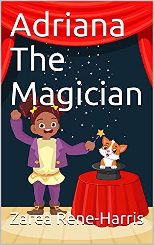 Adriana The Magician (English Edition)