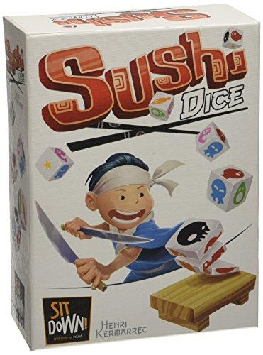 Ghenos Games - Sushi Dice, Versione Italiana