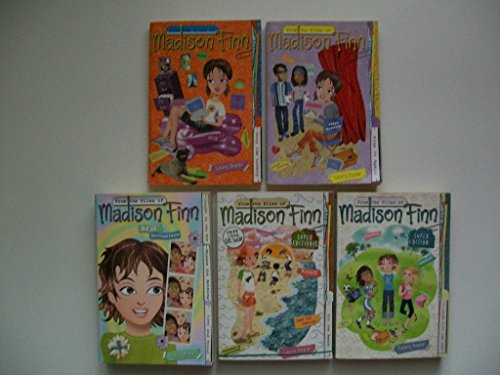 From the Files of Madison Finn (Set of 5) Only the Lonely; Play It Again; Best Friends Forever