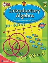 Brighter Child® Master Math Introductory Algebra, Grade 5 (Brighter Child Workbooks)