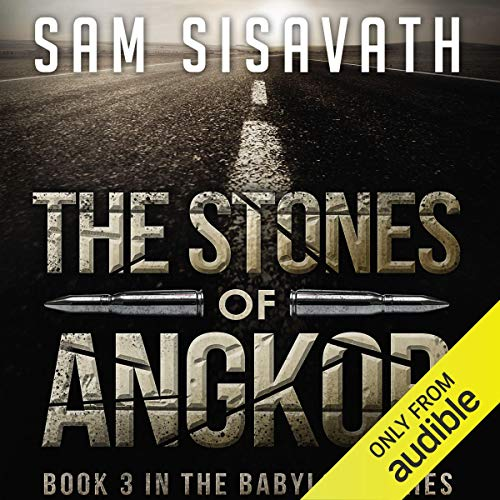 The Stones of Angkor cover art