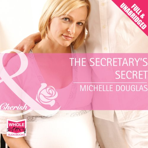 The Secretary's Secret audiobook cover art