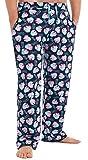 Peppa Pig Pantalon Pijama Hombre, Ropa para Hombre 100% Algodon Suave, Pantalones Largos Hombre de...