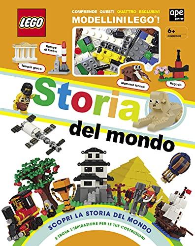 Storia del mondo. Lego. Con costruzioni