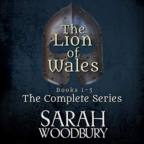 The Lion of Wales Audiobook By Sarah Woodbury cover art