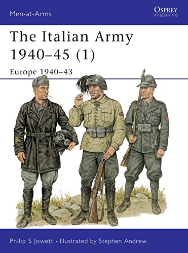 Italian Army, 1940-1945
