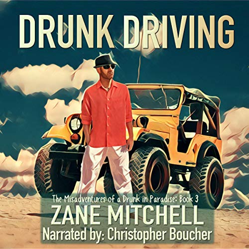 Drunk Driving audiobook cover art