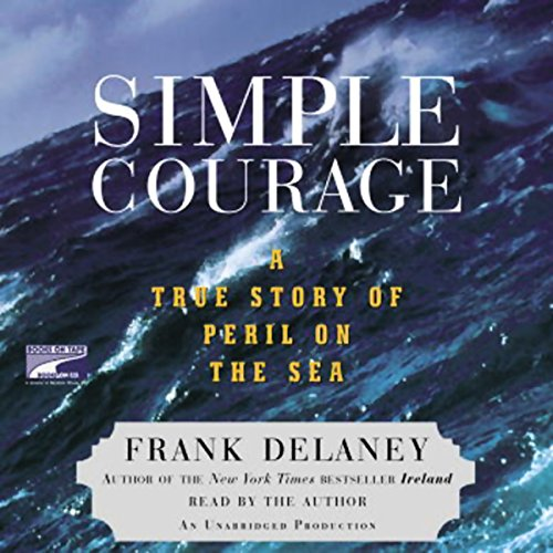 Simple Courage audiobook cover art
