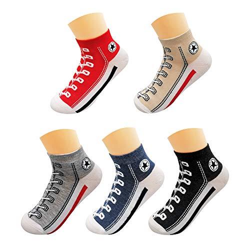 Alter Choice Mens Novety Socks, Short Ankle Socks look...