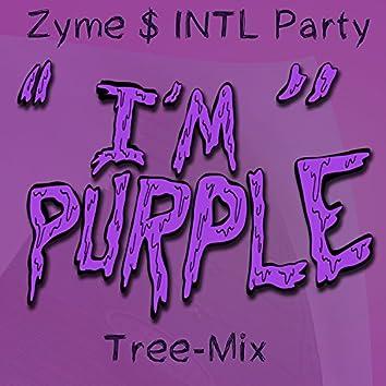 I'm Purple (Tree-Mix) - Single