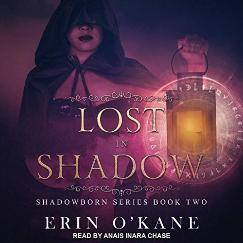 Lost in Shadow cover art