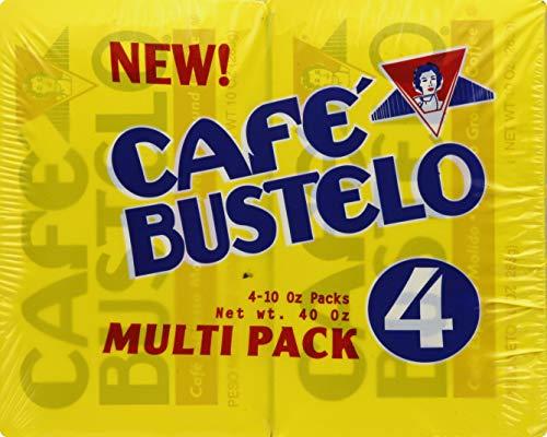 Café Bustelo Coffee, Espresso Ground Coffee Brick, 10 Ounces, 6 Count