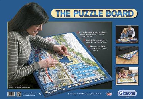 Das Puzzle Board 1000 Teile Zubehör Gibsons