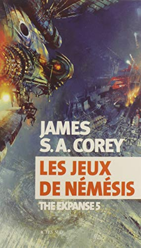 The Expanse, Tome 5